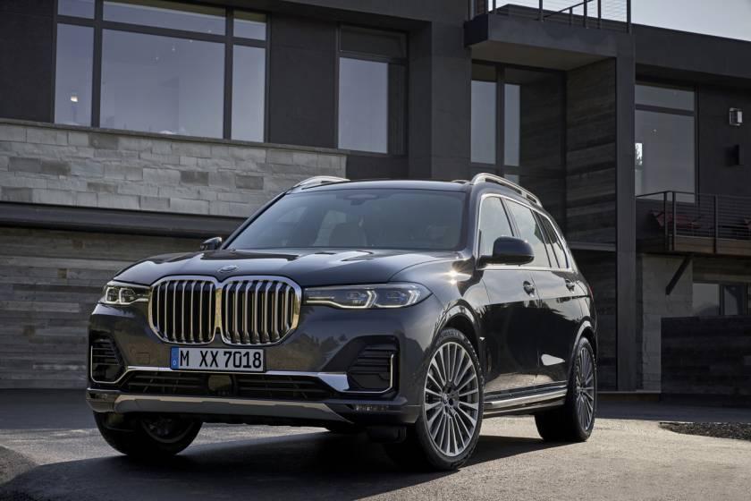 Η πρώτη BMW X7 είναι εντυπωσιακή