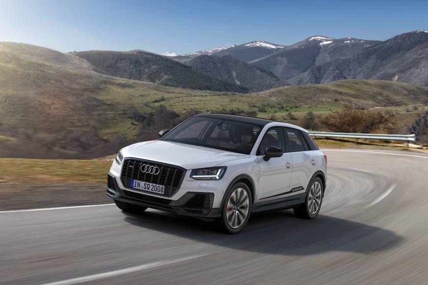 Στήν κορυφή των Compact SUV: το νέο Audi SQ2 είναι εδώ (photos & vid)
