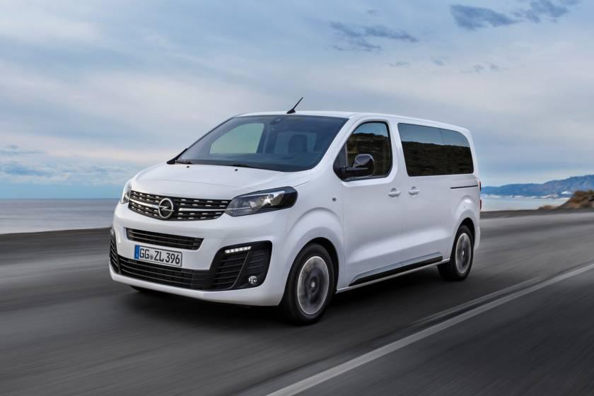 Το Νέο Opel Zafira Life είναι εδώ: Τέταρτη Γενιά για ένα Μοντέλο Ορόσημο (photos & vid)