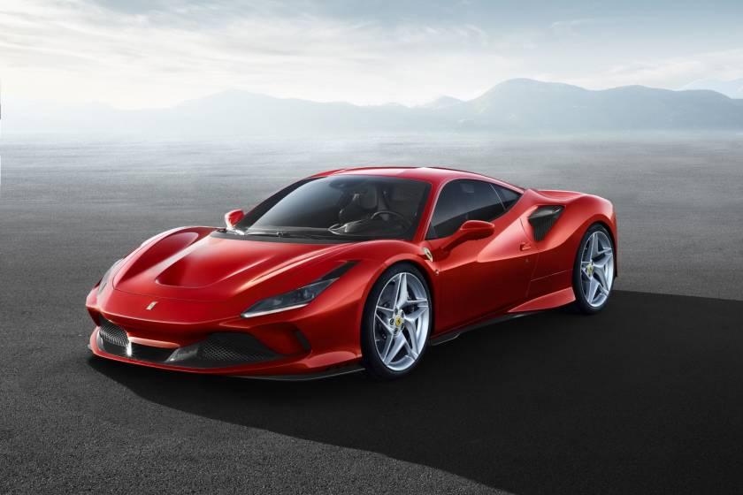 Ferrari F8 Tributo: μια γιορτή της τελειότητας (photos & vid)