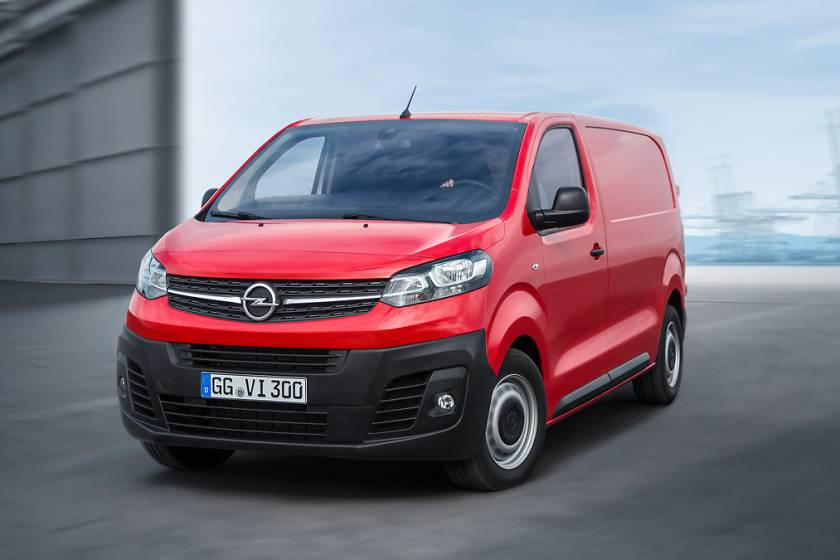 Αρχίζουν οι Πωλήσεις του Νέου Opel Vivaro 3ης Γενιάς (photos)