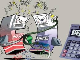 Υπολογίστε το κέρδος σε... χρήμα του diesel έναντι της βενζίνης