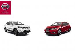 Τα Nissan QASHQAI και PULSAR σε εκδόσεις και τιμές που… σοκάρουν !