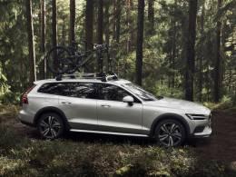 Το νέο Volvo V60 Cross Country σε πάει απλά παντού (photos & vid)