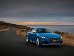 Compact Premium Sports Car: Το νέο Audi TTS διαθέσιμο για παραγγελία (photos & vid)
