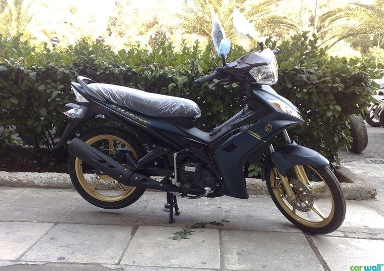 Crypton x 150cc