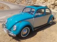 Volkswagen Beetle Rag-top