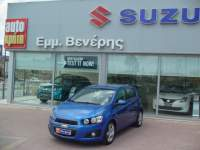 Chevrolet Aveo 1.4 LTZ -LPG ΜΕ ΑΠΟΣΥΡΣΗ '14