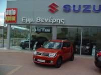 Suzuki Ignis 1.2 90HP ΑΠΟ 11840 '16 - € 14.590 EUR