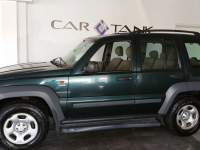 Jeep Cherokee facelift