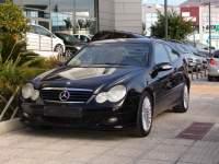 Mercedes-Benz C 200 SPORTS COUPE KOMPRESSOR