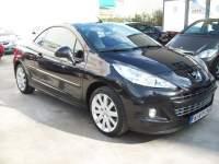 Peugeot 207 1.6CC CABRIO