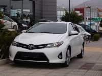 Toyota Auris D4D 5D 6MT STYLE EDV