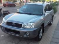 Hyundai Santa Fe ΜΕ ΥΓΡΑΕΡΙΟ