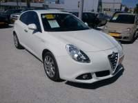 Alfa-Romeo Giulietta DISTINCTIVE DIESEL