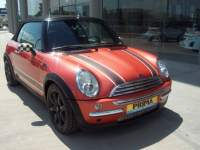 Mini Cooper CABRIO CHILLI PACKET