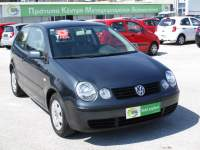 Volkswagen Polo 5απλη εγγυηση- COMFORT