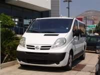 Nissan Primastar 9-SEATS