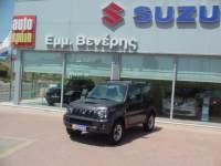 Suzuki Jimny 1.3 JLX SPORT ΜΕ ΑΠΟΣΥΡΣΗ '13