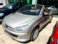 Peugeot 206 cc ROLAND GARROS ΜΕ ΥΓΡΑΕΡΙΟ
