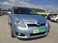 Toyota Corolla Verso 5απλη εγγυηση-SOL