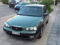 Hyundai Elantra 2001 1.600 cc