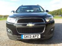 Chevrolet Captiva CC