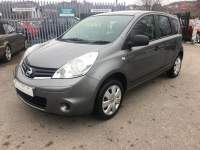 Nissan Note cc