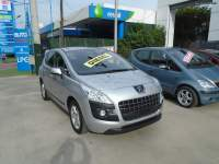 Peugeot 3008 AUTOMATIC*DIESEL*EURO5*NAVI '12