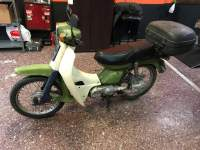 Yamaha Other Town Mate 80 - T80