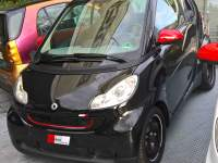 Smart Fortwo RED EDITION MHD