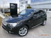 Bmw X3 xDrive 20 Diesel F25 Facelift