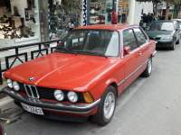 Bmw 316 COUPE E21