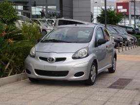 2011 Toyota Aygo