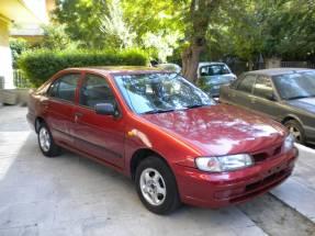 1998 Nissan Almera