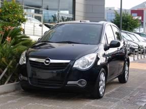 2009 Opel Agila