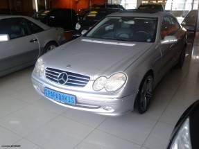 2005 Mercedes-Benz Clk 200