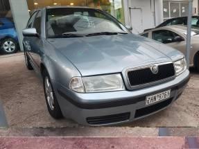2002 Skoda Octavia