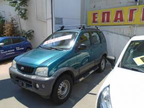2003 Daihatsu Terios