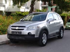 2009 Chevrolet Captiva