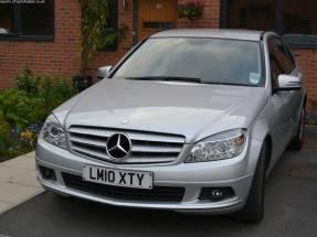 2010 Mercedes-Benz C 180