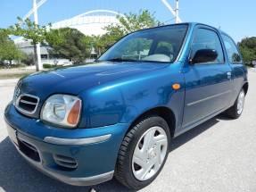 2002 Nissan Micra