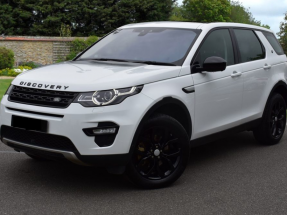 2017 Land-Rover Discovery Sport