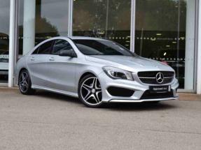 2015 Mercedes-Benz CLA 180