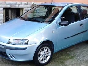 2001 Fiat Punto